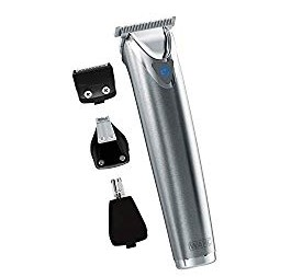 Wahl Stainless Steel Lithium-Ion Beard Trimmer