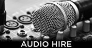 How Audio Hire Best For Every Kind Of Event?