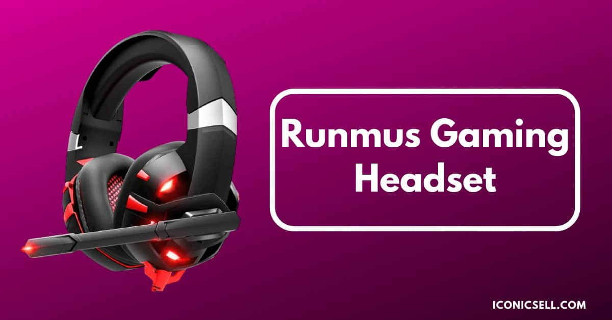 Runmus Gaming Headset