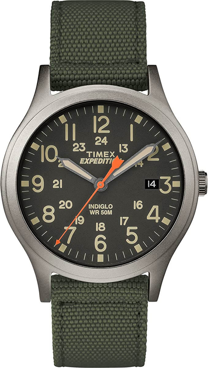 Timex Expedition Scout – The Best Cheap Watch Under 50 Dollars