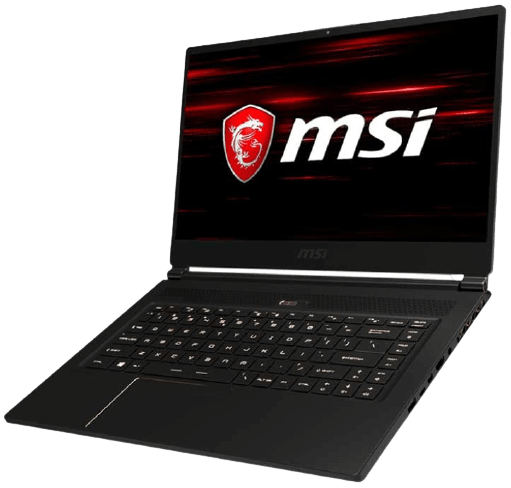 MSI GS65 – Best Laptop For Animation And VFX
