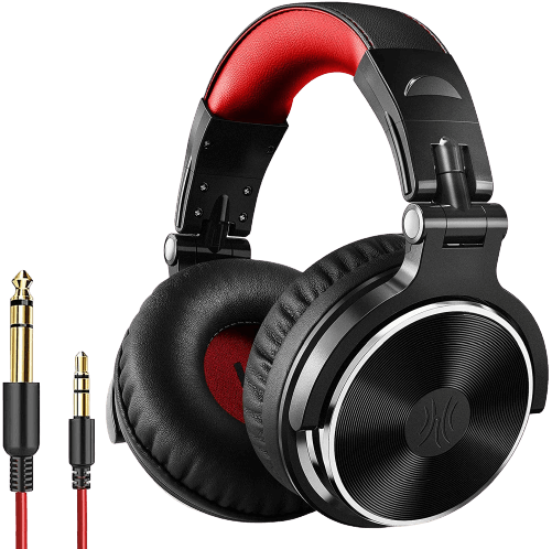 OneOdio Pro-10 – The Cheap Over-Ear Headphone For DJ