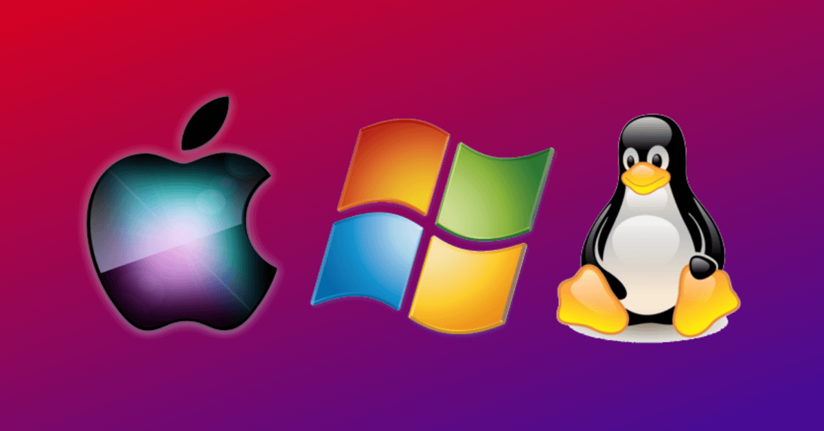 Operating Systems of Laptop Computer