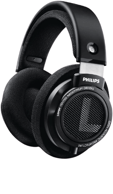 Philips Audio SHB9500 – Best Over-Ear Headphone For Bass Under 100