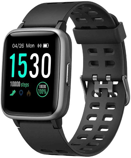 YAMAY Smart Watch – Best Fitness Watch for Nurses