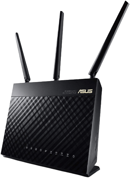 ASUS AC1900 – Best Router To Use With Spectrum For Gaming