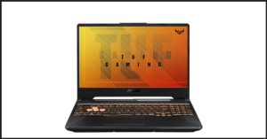 ASUS TUF A15 Laptop For AutoCAD
