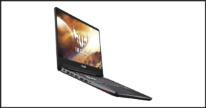 Asus TUF FX505GT Laptop For AutoCAD